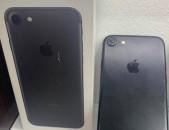 Apple 7 32gb black tupov, lav vichak, aparik texum 0% kanxavchar