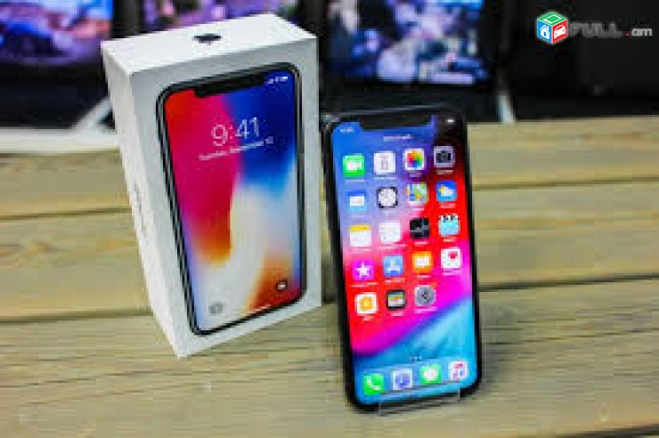 Apple iphone X 64gb space grey original heraxos,gorcum e aparik vacharq texum 0% 0% 0%