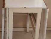 Բացվոխղ խոհանոցային սեղան