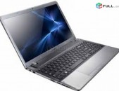 Notbuk Նոթբուք SAMSUNG 355V *  CPU Պրոցեսոր * AMD A8-4500