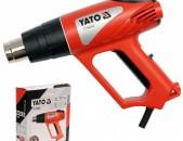Ֆեն շինարարական 2000վտ YATO YT-82288