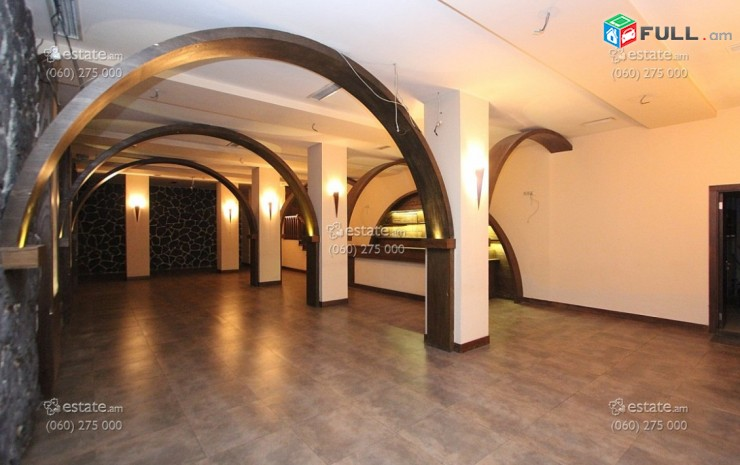 Ունիվերսալ կոմերցիոն տարածք, Ռեստորանային Համալիր Փոքր Կենտրոն, 1ին գիծ, Universal commercial space,