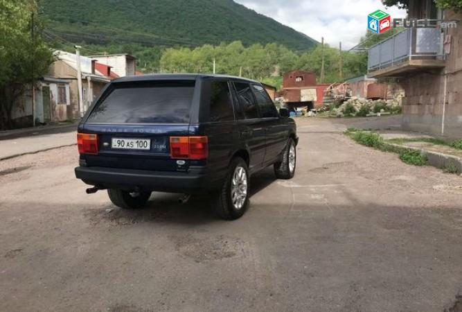 Land Rover Range Rover, 1999 թ.