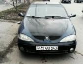 Renault Megane, 2000 թ. POXANAKUM