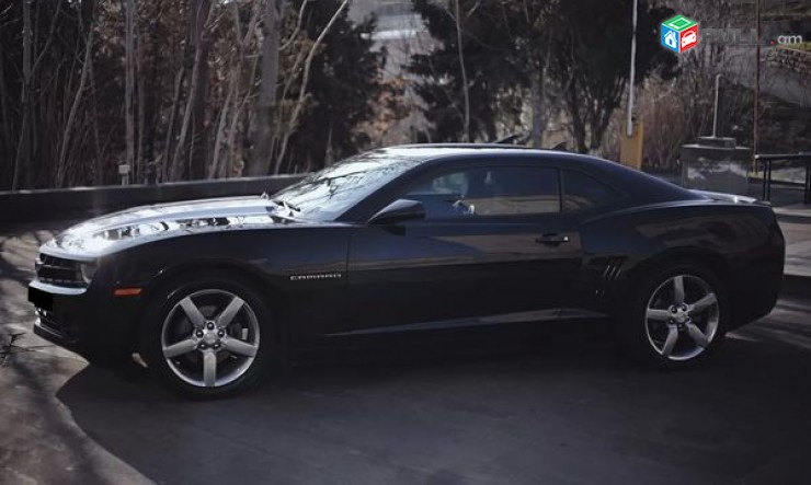 Chevrolet Camaro, 2011 թ.