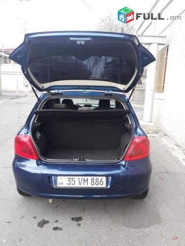 Peugeot 307 , 2004թ.