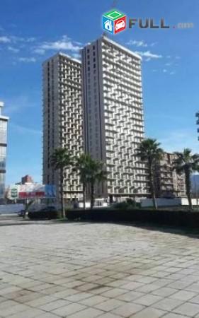 Նորակառույց շենքում Բնակարան Բաթումի քաղաքում, լավ թաղամասում