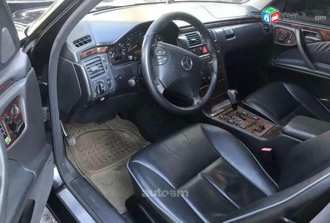 Mercedes-Benz E 320 4matic , 2000թ.