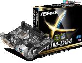 Motherboard H81M Socket 1150 + CPU + Cooler