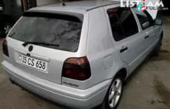 Volkswagen Golf, 1996 թ. avtomat