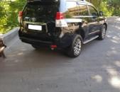 Toyota Land Cruiser Prado Rent car Prakat Ավտովարձույթ