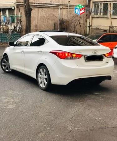 Hyundai Elantra Limited , 2012թ․