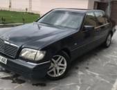 Mercedes-Benz S 500 , 1997թ.