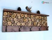 Կախիչ, Вешалка из дерева
