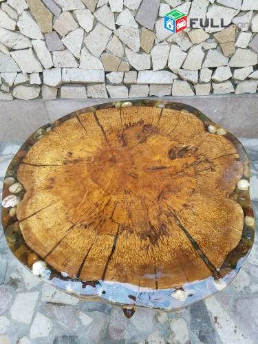 Սեղան ծառի արմատով, Стол из корня дерева