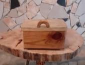 Զարդատուփ փայտից, шкатулка из дерева