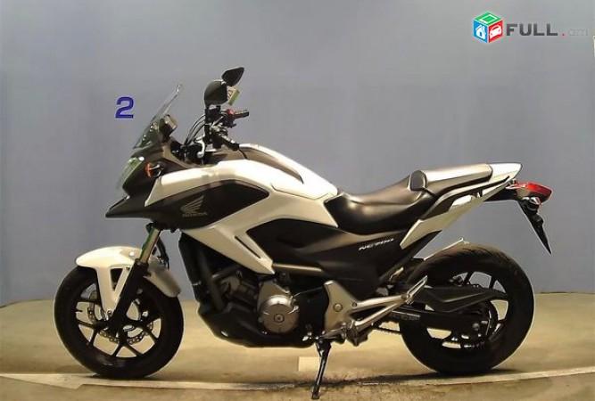Honda NC700 XA White - 2013