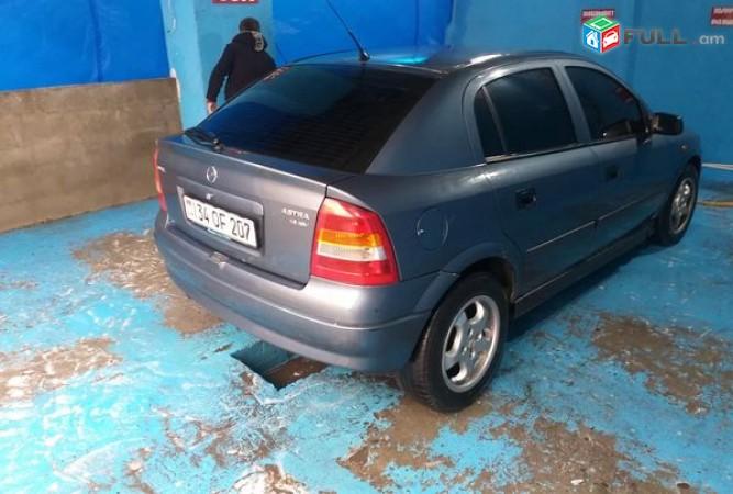 Opel Astra G , 1998թ․