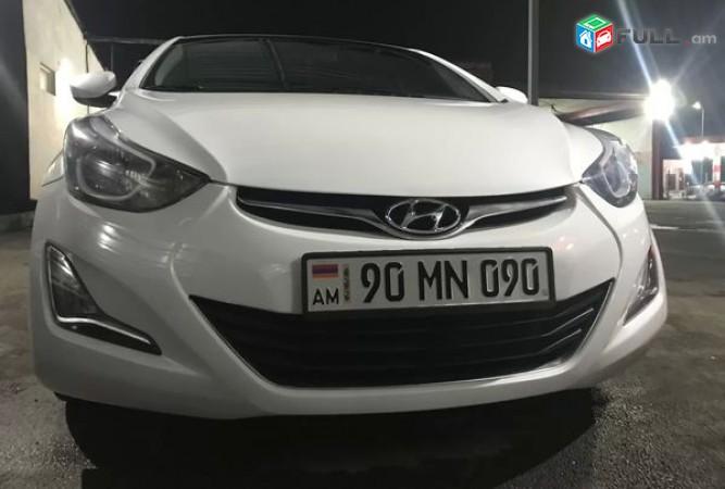 Hyundai Elantra , 2016թ.