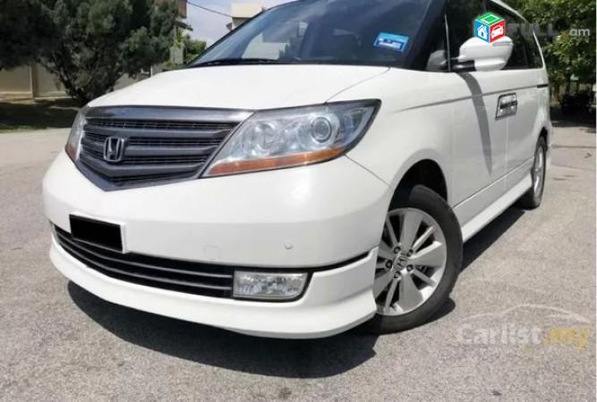Honda Elysion , 2008թ․
