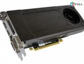 Видеокарта / վիդեոկարտա / ZOTAC GeForce GTX 660 / 2 Gb / 192 Bit / GDDR5