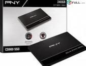 SSD 240 Gb / TLC chip / PNY SSD7CS900-240-PB / pak tup /
