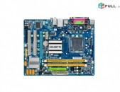 Socket LGA 775 Motherboard / մայրասալիկ / G31 GIGABYTE GA-G31M-ES2L