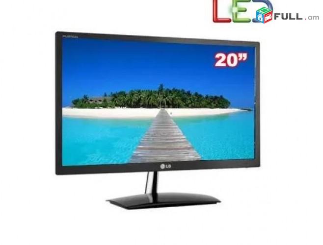 LED Monitor / մոնիտոր / 20 duym LG E2051S
