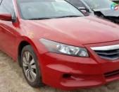 Honda Accord, 2011 թ.