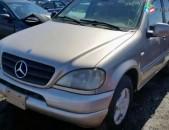 Mercedes M, 2001 թ.