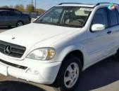 Mercedes M, 2002 թ.