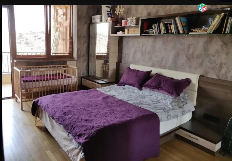 Արաբկիրում նորակույց շենքում 3 սենյականոց բնակարան