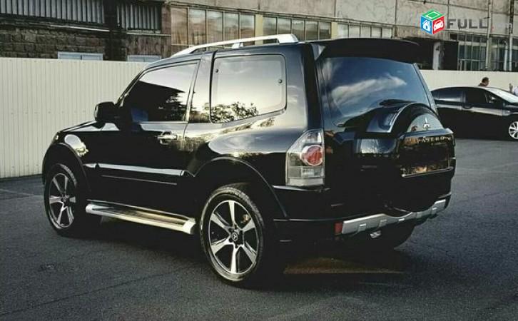Mitsubishi Pajero , 2008թ․