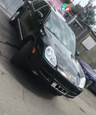 Porsche Cayenne , 2005 թ. sakarkeli