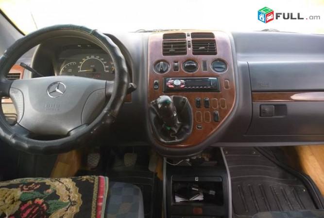 Mercedes-Benz Vito , 2001թ.