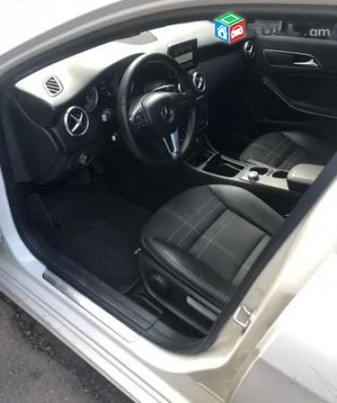 Mercedes-Benz A 180 , 2013թ․