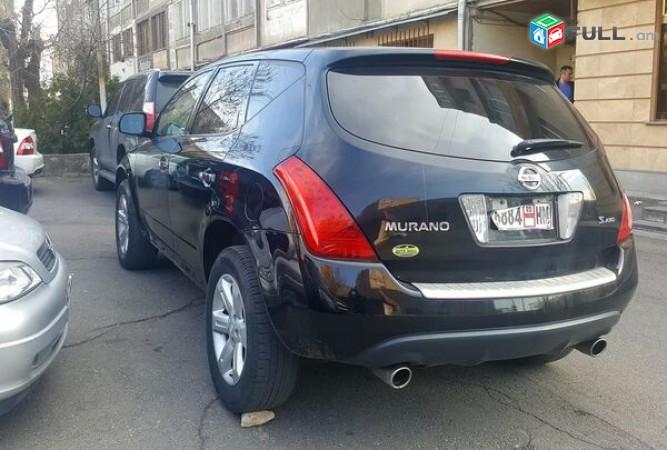 Nissan Murano , 2007թ. bankov nor bervac4 * 4