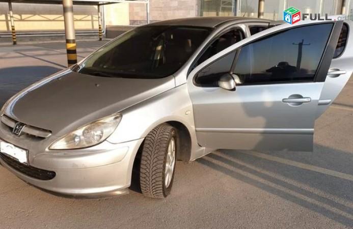 Peugeot 307 , 2004թ․