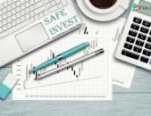 Հաշվապահություն / hashvapahutyun / Safe Invest
