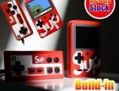 SUP 400 խաղ մեկ սարքում, ձեռքի խաղային համակարգեր, dendy, sega, mario, dandy, խաղեր