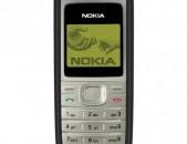 ՆՈՐ ՕՐԻԳԻՆԱԼ Nokia 1200 սովորական (պն) հեռախոսներ, nokia1200, pn heraxos, pn, prastoi heraxos, prastoy