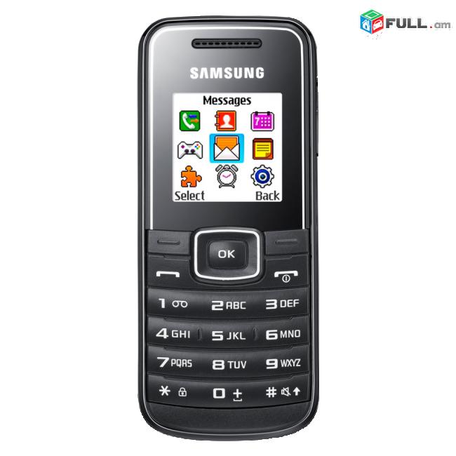 Նոր Samsung ֆիրմայի սովորական (պն) հեռախոս Samsung E1050 , pn samsung, pn bjjayin heraxos, samsung pn, prastoy heraxos, prastoi heraxos