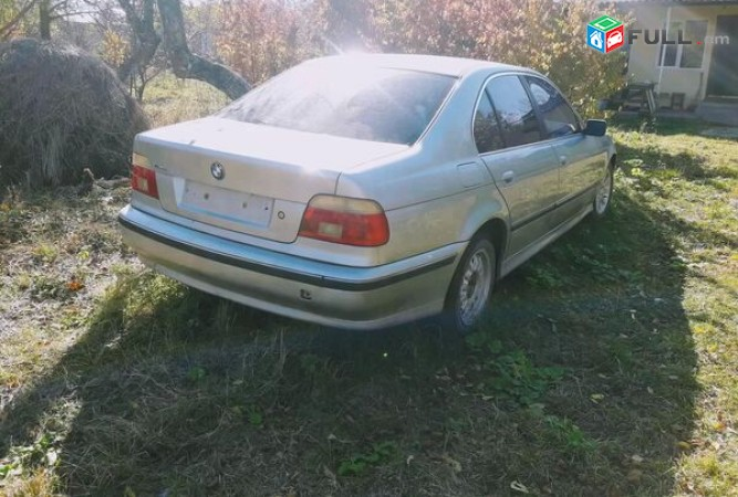 BMW 5, 1997 թ. e39