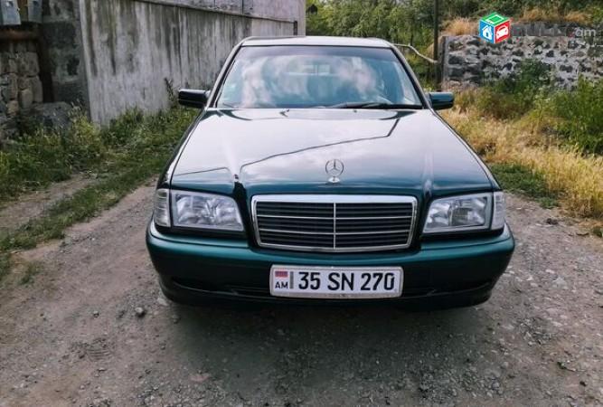 Mercedes-Benz C180, SHARLOTE1998 թ.