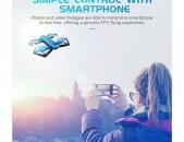 Կվադրոկոպտեր WIFI FPV Quadcopter with 720P HD Camera