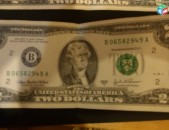 Amerikyan 2 dolaranoc