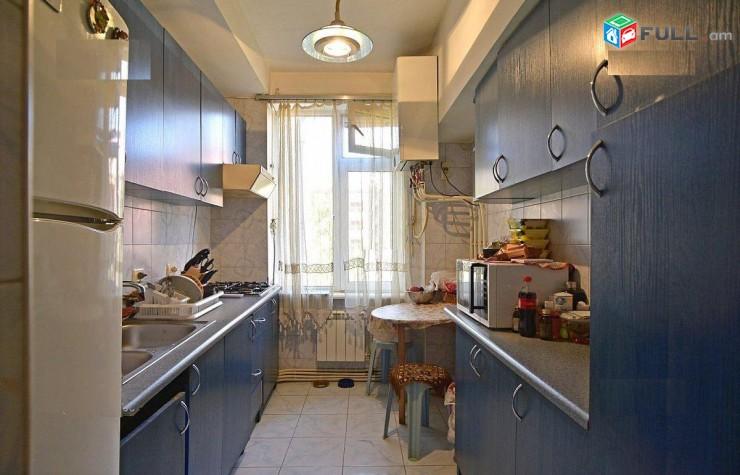 3 սենյականոց հարմարավետ բնակարան քաղաքի սրտում. 3senyak Tumanyan poxocum