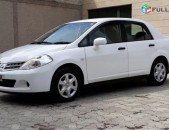 Nissan Tiida , 2009թ. Nor bervac