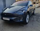 Tesla Model X, 2016 թ.