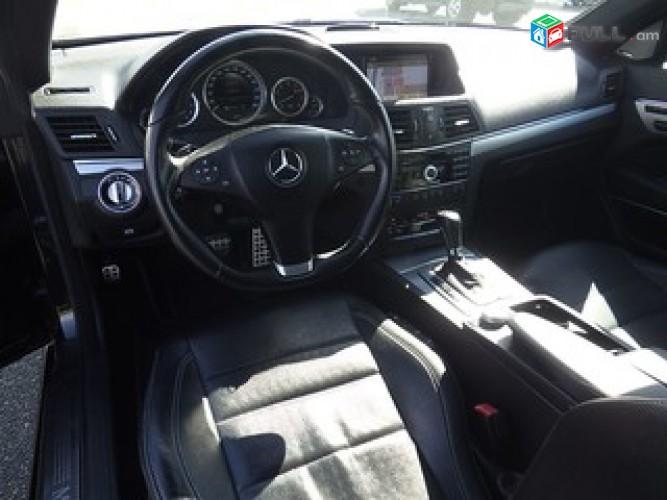 Mercedes-Benz -     E 350 , 2010թ.